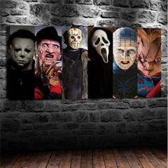 Постер на холсте Классика фильмов ужасов