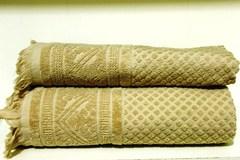 Набор полотенец  2 предмета NEHIR - НЕГИР / Maison Dor (Турция)