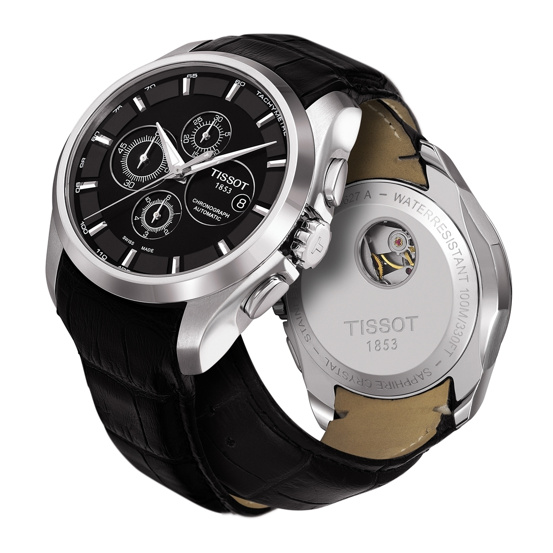 Пять лет спустя сын основателя фирмы отправился в российскую империю, чтобы показать там свои карманные часы и убедить потенциальных покупателей в их высоком качестве.
