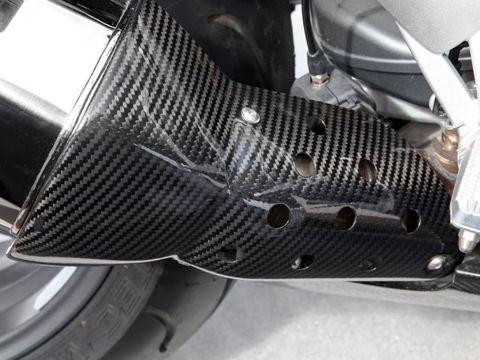 Теплозащита выпускной системы BMW K 1300 R/S карбон