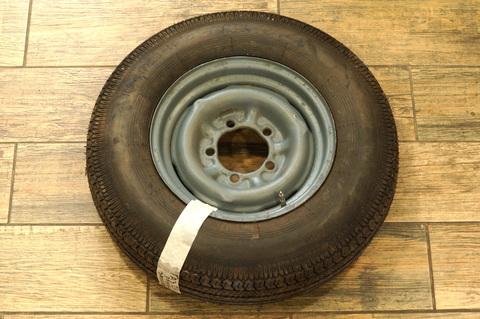 Запасное колесо ИД 195 ГАЗ 24
