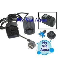 Запчасти для насоса ViaAqua VA-2300, Atman PH-2100