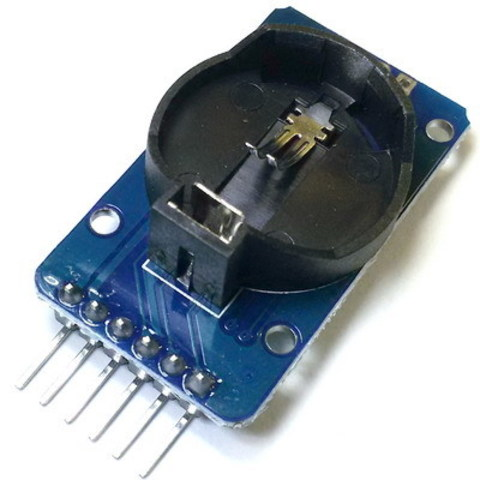 Модуль часов реального времени DS3231