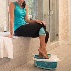 Гидромассажная SPA-ванночка с подогревом Luxury Foot SPA