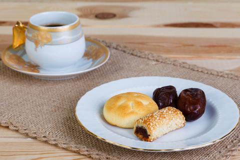 Восточное печенье с финиками Мамуль, 350 г