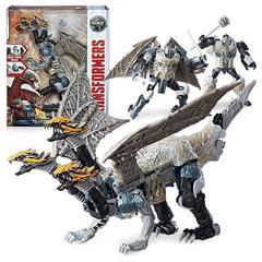 Робот - Трансформер Драгонсторм (Dragonstorm) Лидер класс - Последний рыцарь, Hasbro