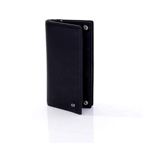 Мужской кошелёк 9006A-1 Q11 black GF