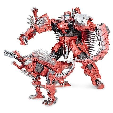 Динобот Скорн (Scorn)  Вояджер класс - Последний рыцарь, Hasbro