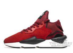 Мужские кроссовки Adidas Y3 Kaiwa Red