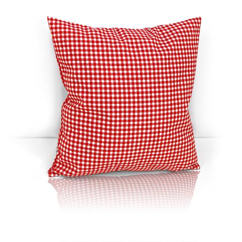 Подушка декоративная Кимберли красный