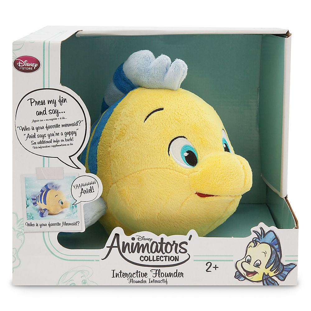 интерактивная игрушка Флаундер
