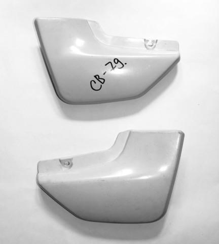 Крышки боковые пластиковые для Honda CB 400 VTEC