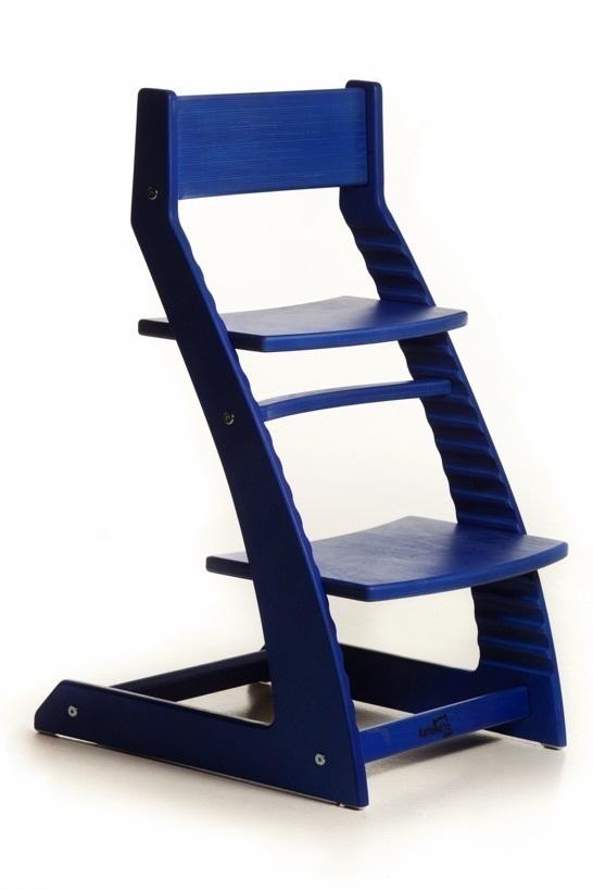 Растущий стул Котокота синий
