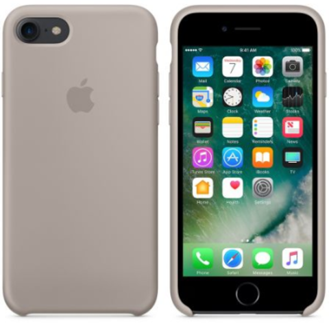 iPhone 7/8 Silicone Case  Серый
