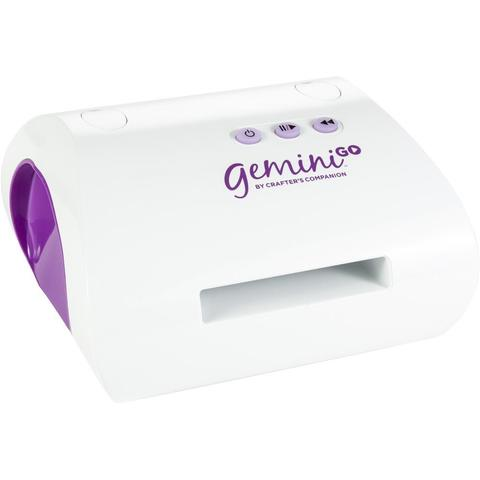 Электрическая машинка для вырубки и тиснения Crafter's Companion Gemini GO Machine US Version
