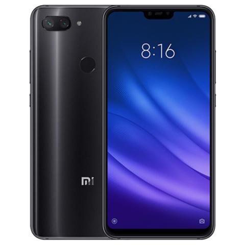 Смартфон Xiaomi Mi 8 Lite 4/64Gb Черный/Black