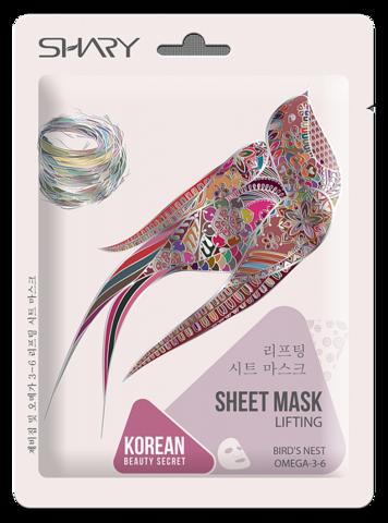 Shary Тканевая маска-лифтинг для лица
