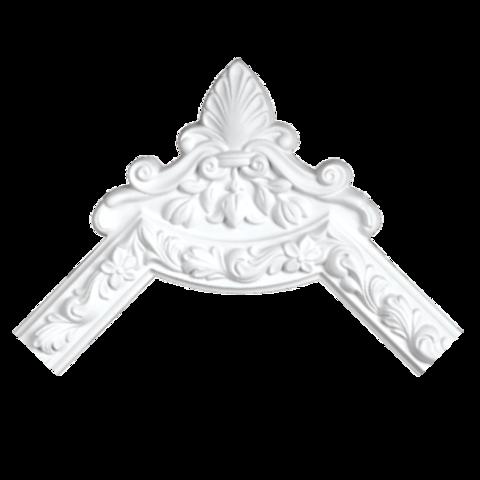 Угловой элемент Европласт из полиуретана 1.52.326, интернет магазин Волео