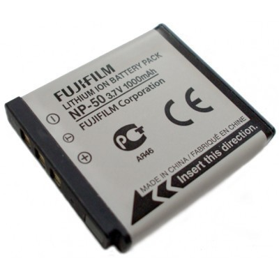 Аккумулятор для Fujifilm FinePix F500 EXR NP-50 (Батарея для фотоаппаратов Fujifilm)