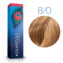Wella Professional KOLESTON PERFECT 8/0 (Светлый блонд) - Краска для волос