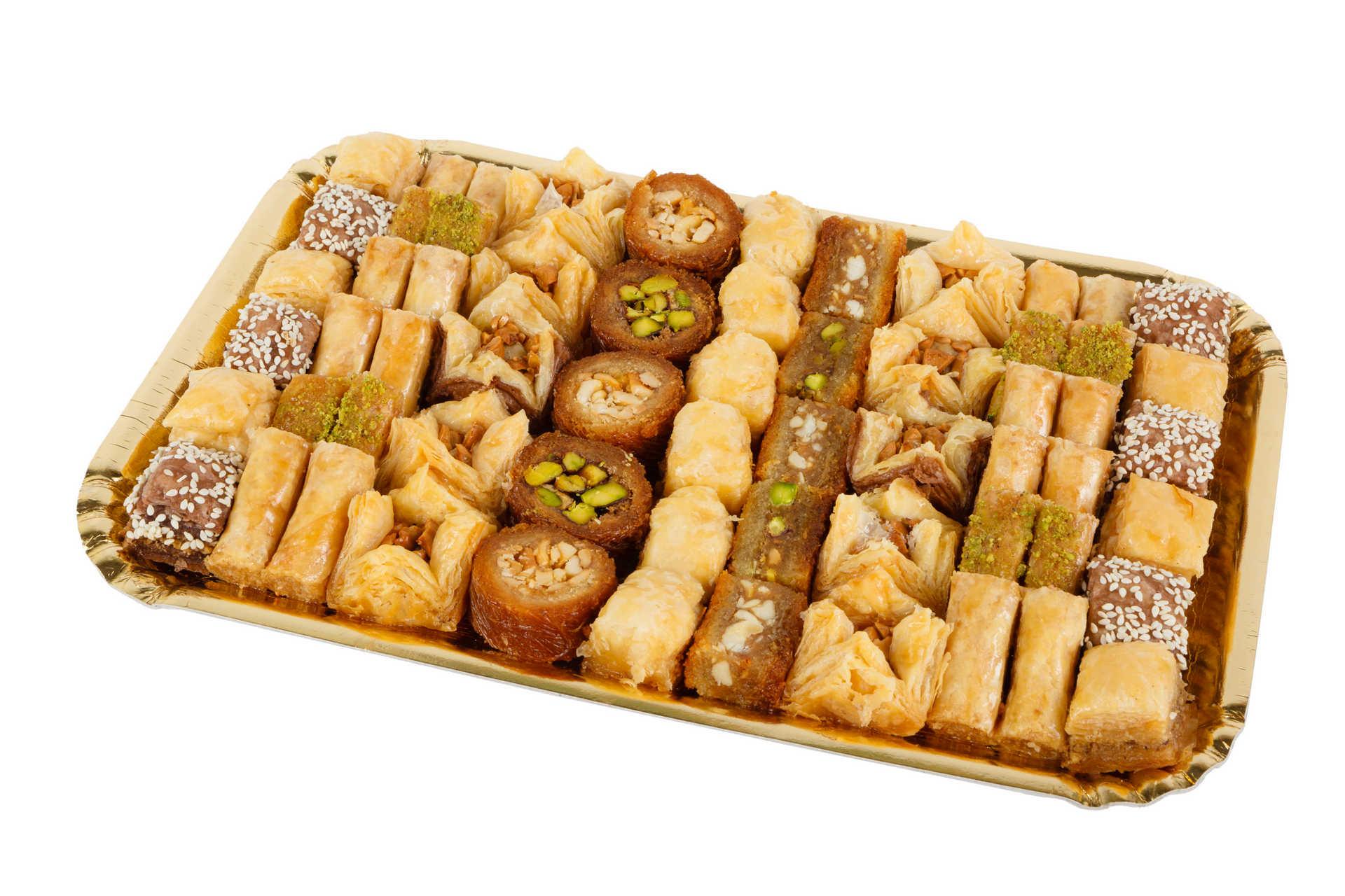 """Ассорти Пахлава - ассорти ливанских сладостей """"1000 и 1 ночь"""" import_files_75_75ecc6bf787e11e799f3606c664b1de1_6d364de02dcf11e882f7a0a8cddf3602.jpg"""