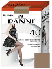 DFL311-40 FILANKA колготки жен. Телесный