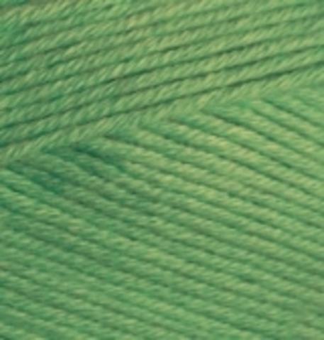 Пряжа Alize Bella 492 зелень