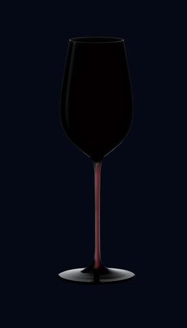 Бокал для вина Chianti Classico/Riesling Gand Cru 380 мл, артикул 4100/15 BRB. Серия Sommeliers Black Series Collector'S Edition