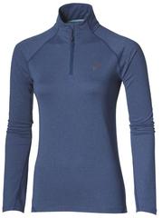 Рубашка беговая Asics Ls 1/2 Zip Jersey женская