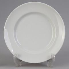 Тарелка десертная 200 мм фарфор белая C0165