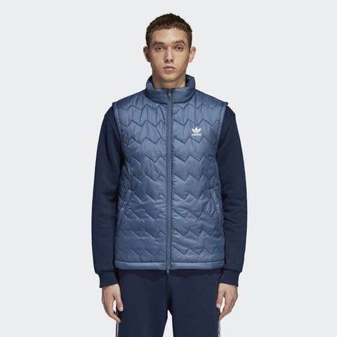 Жилет мужской adidas ORIGINALS SST PUFFY