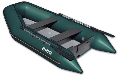Надувная лодка BRIG D285W