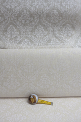 Льняная ткань на щторы