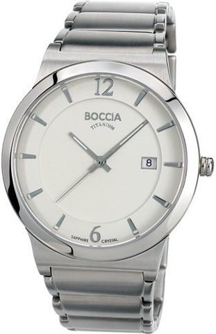 Купить Мужские наручные часы Boccia Titanium 3565-01 по доступной цене