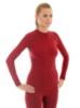 Термобелье рубашка Brubeck Thermo красный (LS10670) женская