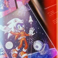 Super Sonic Artbook: Соник в России