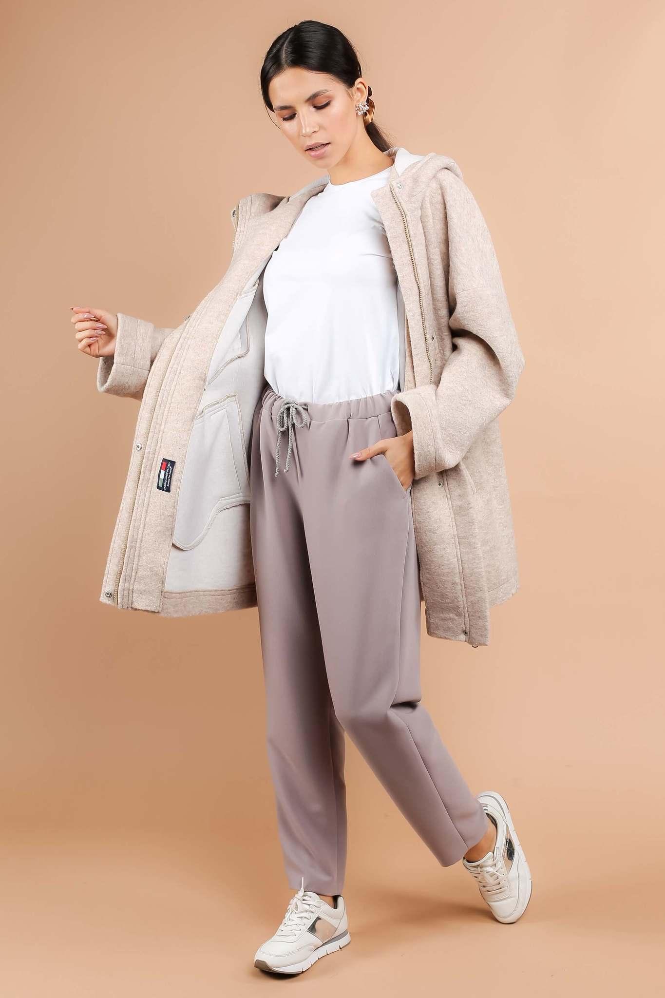 Комплект куртки и накидки