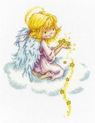 Набор для вышивания Звездный ангел