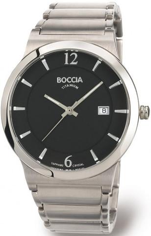 Купить Мужские наручные часы Boccia Titanium 3565-02 по доступной цене