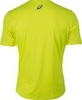 Мужская футболка Asics Graphic Top (121652 0291) lime фото
