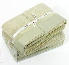 Полотенце 90х150 Devilla Senses светло-зеленое