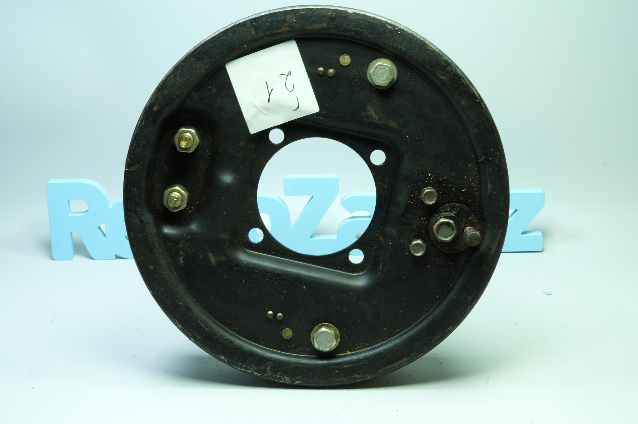 Тормозной щит задний в сборе Газ 21
