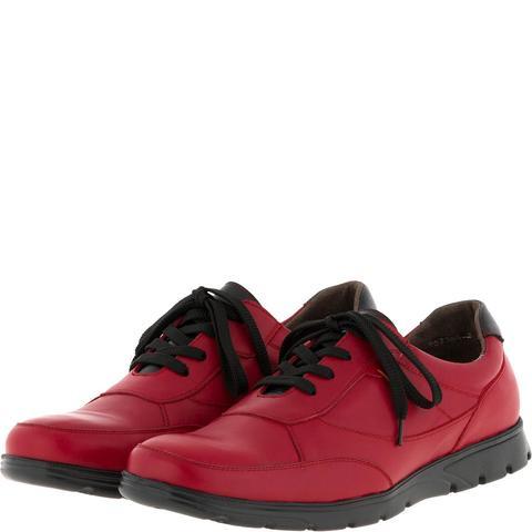 587385 полуботинки мужские Red кожа. КупиРазмер — обувь больших размеров марки Делфино