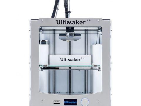 Ultimaker 2+ (PLUS) современный, надежный и доступный 3D-принтер