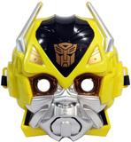 Светящаяся маска трансформера Бамблби