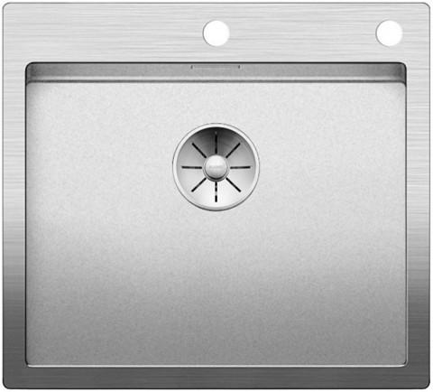 Кухонная мойка Blanco Claron 500-IF/A Durinox, нержавеющая сталь