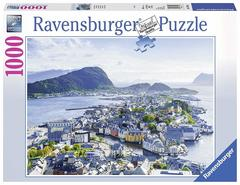 Puzzle -Overview Alesund          1000p