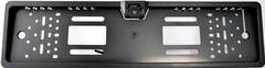 Камера в рамке номерного знака Е-316 (с подсветкой номера)