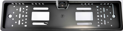 Камера в рамке номерного знака Е-316 (16 LED) (с подсветкой номера)