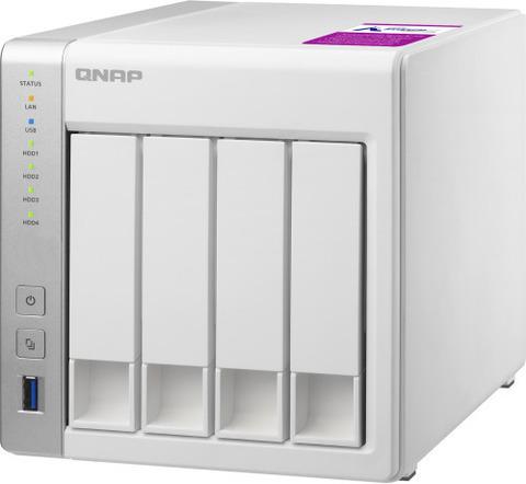 Сетевой накопитель QNAP TS-431P2-4G